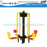 Sitting and Pedaling Machine Outdoor Gym Equipment with TUV (M11-03714)