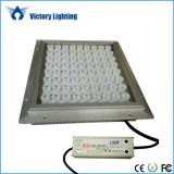 Factory Direct Meanwell & Bridgelux 150W LED Canopy Lighting Gas Stations Light