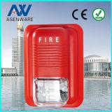 12V 24V Fire Warning Fire Alarm Horn Strobe