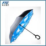 Parasol Outdoor Sun Folding Umbrella