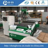 Economic 3D CNC Engraving Machine for Wood Cabients