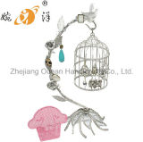 Wrought Iron Jewelry Display for Earrings (wy-4478)