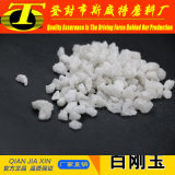 White Electrocorundum Grits & Grains for Refractory Materials and Abrasives Media