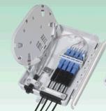 Fiber Optic Terminal Box (1splitte 4)