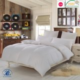 600t High Count Cotton Fabric White Goose Down Duvet