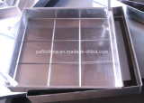 Steel Draining Grid Square Cover