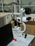 Beam Splitter and Camera Adapter That Makes Microscope and Slit Lamp Digital