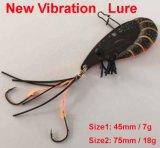 Top Fishing Tackle Vibe Lure Blade Lure Metal Vib Jig Fishing Lure