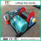 High Quality Mining Electric Winch 7 Ton