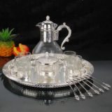 Silver Plated Tea Set (CG04123D)