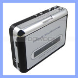 New USB Cassette Capture Tape to PC Portable USB Cassette to MP3 Converter Capture