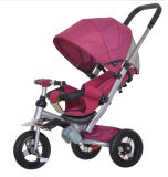 Good Quality Baby Stroller, Baby Tricycle, Kids Tricycle 4 in 1 Tricycle