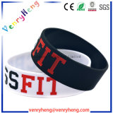 Colorful Promotional Silicone Wristband Bracelet for Gifts