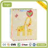 Long Deer Children Art Clothing Store Gift Paper Bags