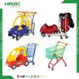 Shopping Mall Grocery Store Kids Trolley Cart