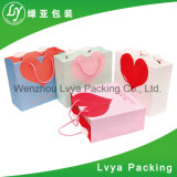 China Factory Produce OEM Shopping Paper Bag Wholesale Customise Paper Gift Bag