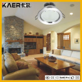 7W Aluminum Housing COB LED Recessed Downlight