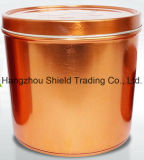 1L/2L/2.5L Round Tinplate Metal Tin Box