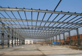 Prefabricated Corrugated Metal Sheet Steel Structure Warehouse/Workshop/Poultry Shed