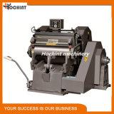 Ml-750 Vertical Platen Paperboard Die Cutting and Creasing Machine