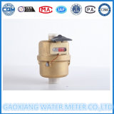 Volumetric Piston Liquid Sealed Water Meter with Class C/R160