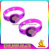Popular Magical Photosensitive Discoloration Silicone Wristband Bracelets Hot Sales