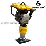 Gasoline Soil Tamping Compact Rammer with Factory Price