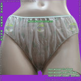 Nonwoven Ladies Briefs