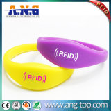 Silicone Ntag216 NFC Wristband RFID Bracelet for E-Payment