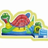 Cheer Amusement The Tortoise Inflatable Fun City Indoor Soft Playground
