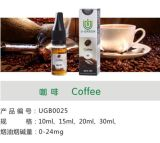 Hot Popular Coffee Flavor Customized Brand Vaping E-Liquid Juice