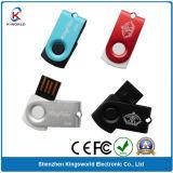 Metal Mini Twister USB Flash Memory