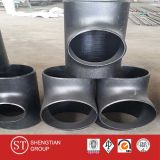 ANSI B16.9/DIN2615 Pipe Fittings Equal/Reducing Tee