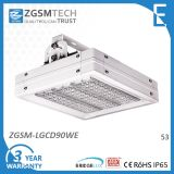 90W 100W LED Industrial Lighting Fixture with Bridgelux Chips
