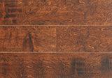 Handscraped Oak Dark Laminate Flooring