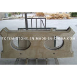 Beige Marble Countertops, Marble Kitchen Top, Marble Bathroom Vanity Tops