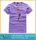 Fashion Short Sleeve T-Shirt (CW-TS-109)