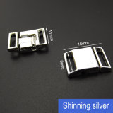 9mm Bra Silver Metal Clip in Various Design Available
