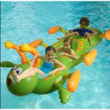 Inflatable Floating Water Caterpillar Air Mattress, Pool Float