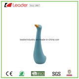 Hand Painted Ceramic Chick Figurines for Garden Decoration