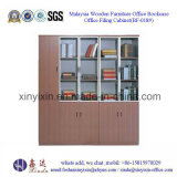 Office Book Cabinet Modern MDF Office Furniture (BF-018#)