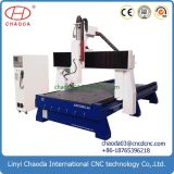 Rotating Spindle CNC Milling Machine 4th Axis Wood Engraver Price