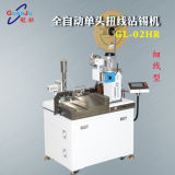 Automatic Crimping and Tinning Machine