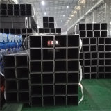 Made in China ASTM A500 Gr. B S235jr Black Steel Square Pipe