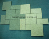Grey/Yellow G654/G682 Granite Paving Stone for Pathway Pattern
