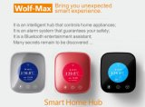 2017 New Zigbee 2.4G WiFi Smart Home Automation Wireless Alarm System Hub with Bluetooth and LCD