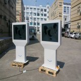 All Weather Outdoor Advertising Display with Vertical Standing