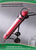23kg/50lb Trolley CO2 Fire Extinguisher