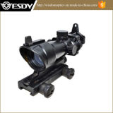 1X32 Red and Green DOT Sight Rifle Scope