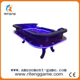 Casino Slot Game Machine Gambling Table with LED